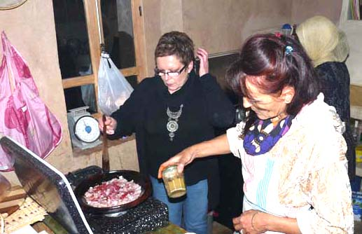 Moroccan cooking workshop in Agdz