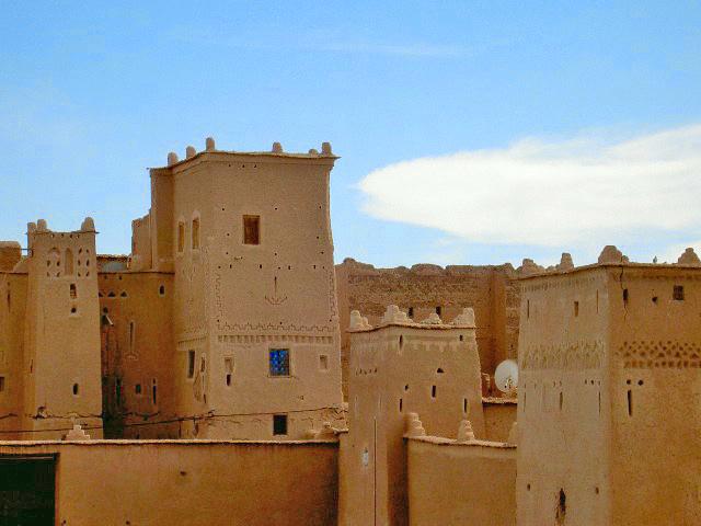 Kasbah à Ouarzazate