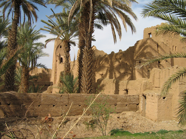 Ruins of the Ksar of Agdz